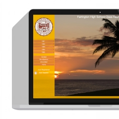 Farrington High School Class Reunion Website